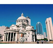 First Church of Christ Scientist Photographic Print
