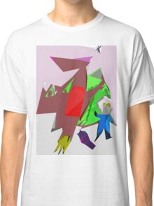 Spaceshape  by Lollypop Arts Classic T-Shirt