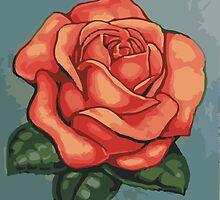La Rosa aka The Rose by redko