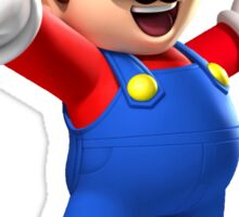 Super Mario Decal Sticker