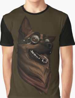 Dogmeat Graphic Graphic T-Shirt
