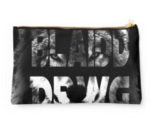 Bad Wolf. Studio Pouch