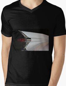 1959 Cadillac Fin Mens V-Neck T-Shirt