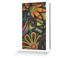Floral Dream Greeting Card