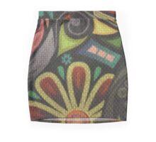 Floral Dream Mini Skirt