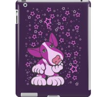 Pondering English Bull Terrier Pinks iPad Case/Skin