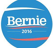 Bernie Sanders Campaign Logo - Feel The Bern by hoosier
