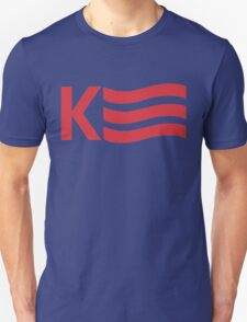 Kasich for Us Campaign Logo T-Shirt