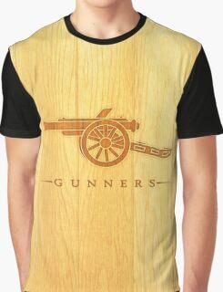 The Gunners Arsenal Graphic T-Shirt