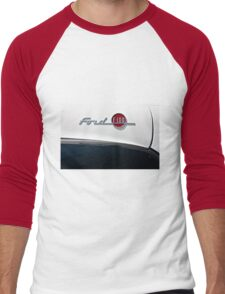 Ford F-100 Men's Baseball ¾ T-Shirt