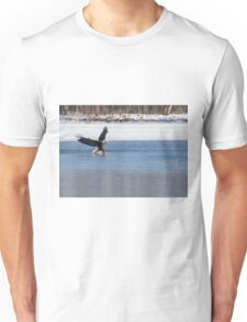 The Great American Bald Eagle 2016-1 Unisex T-Shirt