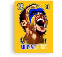Ultimate Curry Canvas Print