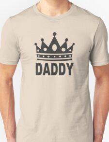 DADDY DOM KING funny nerd geek geeky T-Shirt