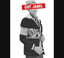 BTS- Rap Monster got jams! (white background) Unisex T-Shirt