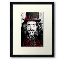 Vladislav the Poker Framed Print