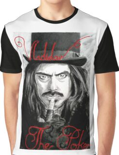 Vladislav the Poker Graphic T-Shirt