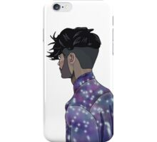 Zayn Man bun 2 iPhone Case/Skin