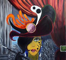 The She Devil.. by Jolanta Anna Karolska / Artbyjolla