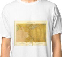 Geological Survey of Ballaarat (sic) 1858 Classic T-Shirt