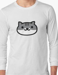 Pickles - Neko Atsume  Long Sleeve T-Shirt