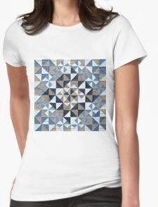 Untitled 190315 Womens Fitted T-Shirt