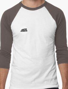 Arctic Monkeys White Circle Men's Baseball ¾ T-Shirt