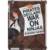Evening News iPad Case/Skin