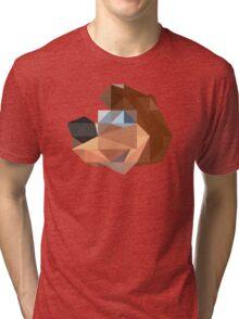 Banjo Polygon Tri-blend T-Shirt