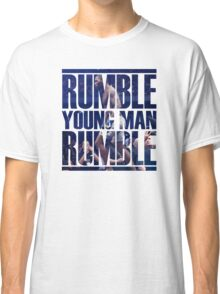 Anthony Rumble Johnson Classic T-Shirt