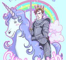 My kingdom for a Cumberbatch by enerjax