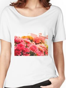 Country Blossoms Women's Relaxed Fit T-Shirt