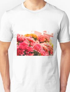 Country Blossoms Unisex T-Shirt