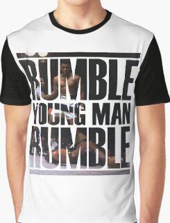 Muhammed Ali Graphic T-Shirt