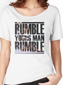 Muhammed Ali Women's Relaxed Fit T-Shirt