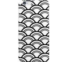 Japanese style pattern iPhone Case/Skin