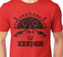I'm A Keeper (Gryffindor) Unisex T-Shirt