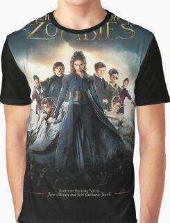 Pride + Prejudice + Zombies  2016 Graphic T-Shirt