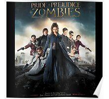Pride + Prejudice + Zombies  2016 Poster