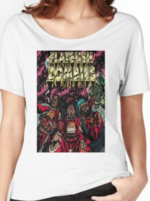 Flatbush Zombies Space Odyssey  Women's Relaxed Fit T-Shirt