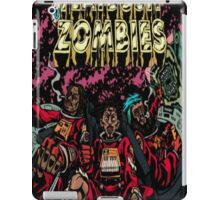 Flatbush Zombies Space Odyssey  iPad Case/Skin