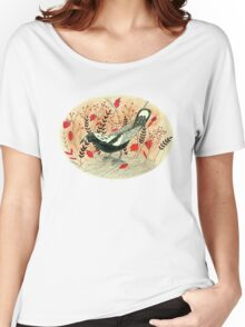 Baby the Magpie Women's Relaxed Fit T-Shirt