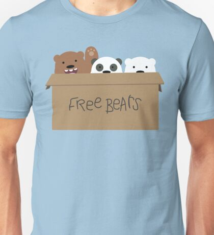 Free Bears Unisex T-Shirt