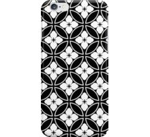 Floral mosaic iPhone Case/Skin