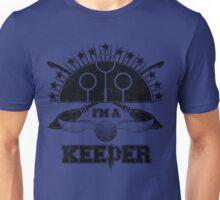 I'm A Keeper (Ravenclaw) Unisex T-Shirt