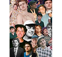 Mac DeMarco Collage Photographic Print