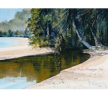 """Tidal Creek, Dunk Island"" Photographic Print"