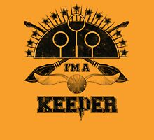 I'm A Keeper (Hufflepuff) Unisex T-Shirt