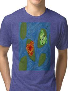 Frogs  Tri-blend T-Shirt