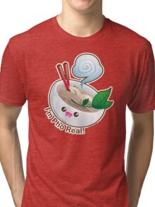 Cute Pho Real Tri-blend T-Shirt