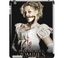 Pride + Prejudice + Zombies  2016 Movie iPad Case/Skin